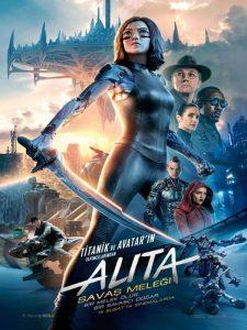 Alita Savaş Meleği izle 2019 Full   720p