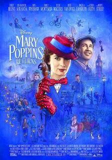 Mary Poppins Sihirli Dadı izle HD 2018 | 720p