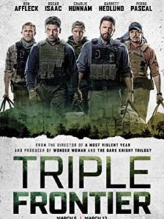 Triple Frontier Türkçe Dublaj izle | HD