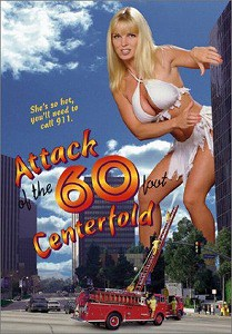 Attack Of The 60 Foot Centerfold / Yabancı Erotik Filmi izle hd izle