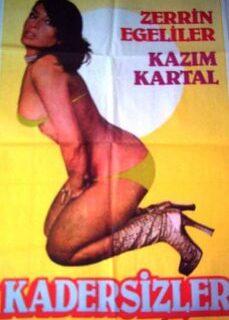 Kadersizler 1979 Türk Yeşilçam Erotik Filmi İzle