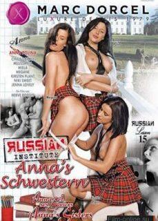 Russian Institute Lesson 15 Annas Sister Erotik Filmini izle reklamsız izle