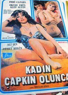 Kadın Çapkın Olunca +18 Türk Filmi İzle izle