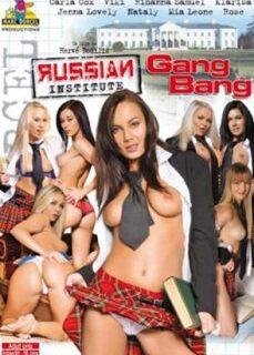 Russian Institute Lesson 13 / Gang Bang Erotik Filmini İzle